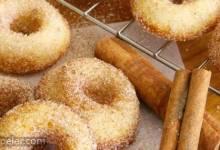 Baked Mini Doughnuts