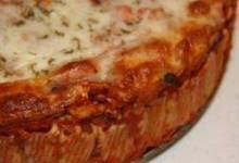 Baked Rigatoni with talian Sausage and Fennel