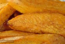 Baked Sweet Potato Sticks
