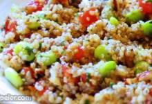 Balsamic and Herb Quinoa Salad