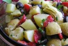 Balsamic Vinegar Potato Salad