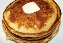 Banana Brown Sugar Pancakes