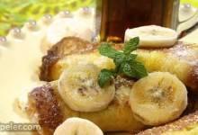 Banana Roll French Toast