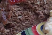 Barbara's Best Meatloaf