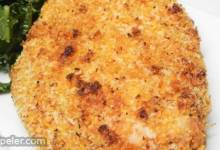 Barbeque Buttermilk Oven-Fried Chicken