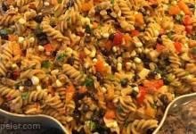 Barbeque Chicken Pasta Salad