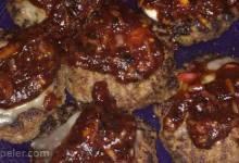Barbequed Hamburgers