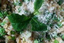Basic Microwave Risotto