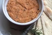 Basic Sliceable Vegan Smoked Cashew Cheese