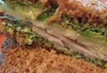Basil Pesto Sunshine Sandwich