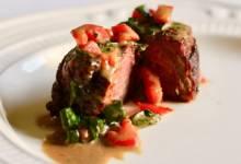 beef tenderloin filets