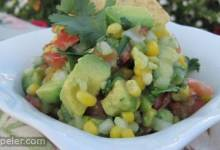 Best Ever Cilantro Corn Salsa