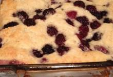 best in show blackberry cobbler