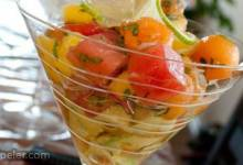 Best Melon, Mango, and Avocado Salad