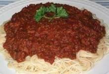 Best Spaghetti Sauce in the World