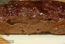 Bison Meatloaf with Green Chile and Bacon