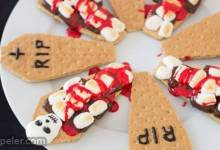 Bloody Skeleton S'mores
