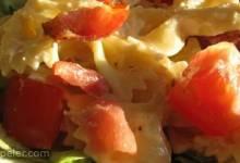 BLT Bow Tie Salad