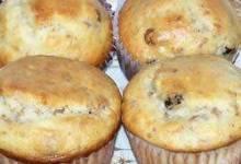 bran flakes muffins with raisins