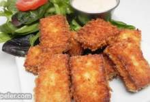 Breaded Tofu Nuggets