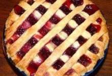 brigid's blackberry pie