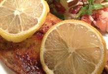 broiled spanish mackerel