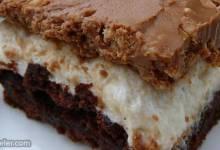brownie-mallow bars