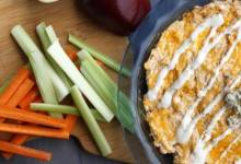 buffalo chicken dip from mccormick®