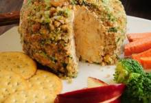bush's® game-day cheese ball