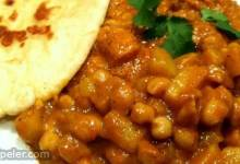 Butter Chickpea Curry