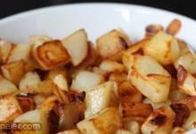 Butter Fried Potatoes