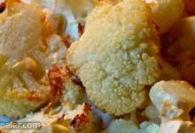 Butter-Roasted Cauliflower