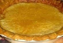 buttermilk pie v
