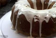 butterscotch pumpkin pudding cake
