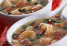 Cajun Shrimp Potato Chowder