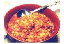 Cajun Style Corn Soup