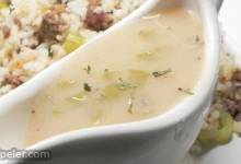 Cajun Turkey Gravy