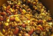 Calico Bean Soup