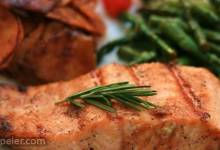 Cardamom Maple Salmon