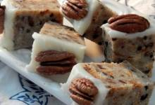 carolina butter pecan cake bars