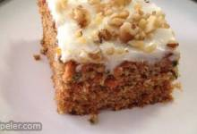 Carrot Cake X