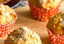 Carrot Morning Glory Muffins (Gluten Free Optional)