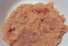 Carrot-Sweet Potato Mash