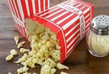 cauliflower popcorn