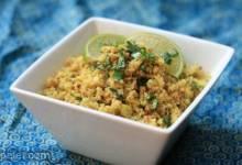 Cauliflower Rice (Biryani-Style)