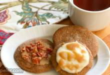 ced Ginger Cookies