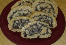 cereal chocolate roll