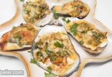 Char-grilled Oysters