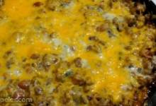 Cheesy Chilada Casserole