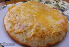 Cheesy talian Bread Wedges